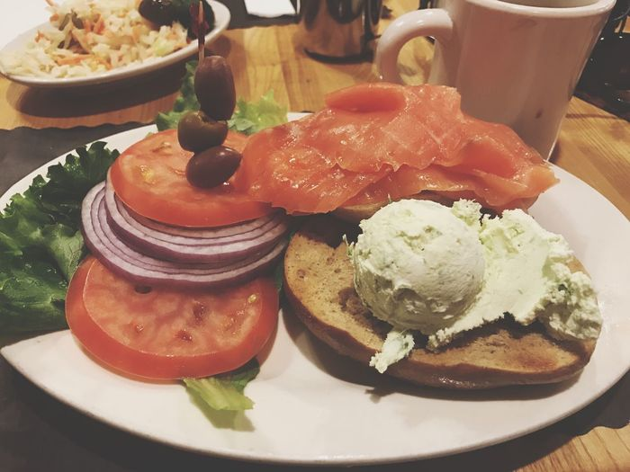 Food Breakfast Jewish Culture Bagels Nyc Food NYC Deli NYC Meal