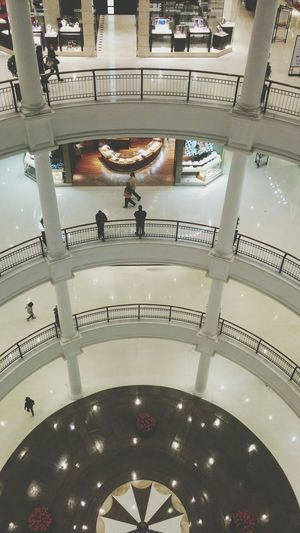 Infinite Loop Taking Photos Hello World Walking Around Enjoying Life Shopping Loop Layers Profundity Sao Paulo - Brazil