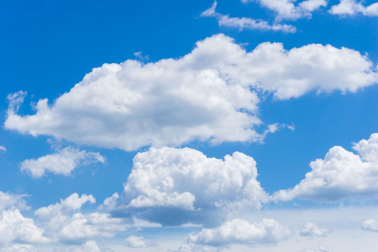 View on white Clouds on blue Sky. Cloud Formations Air Background Beauty In Nature Blue Breathe Clean Cloud Formations Clouds Colors Endless Freshness Heaven Nature Outdoor Skies Sky Weather White White Clouds