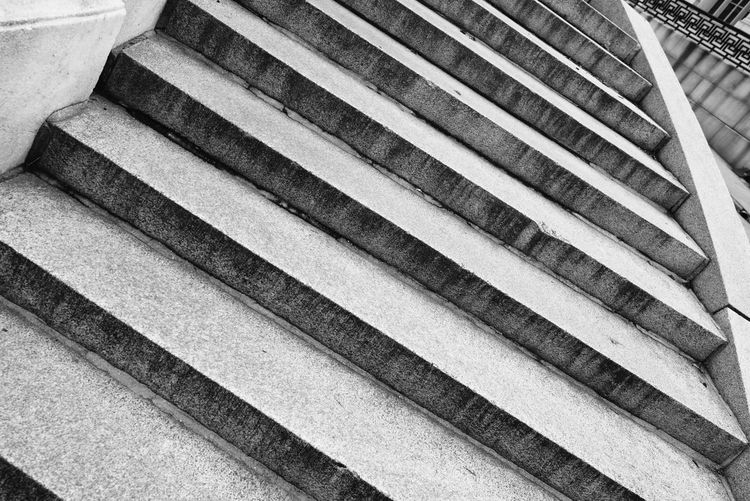 The Architect - 2017 EyeEm Awards Steps Steps And Staircases Staircase Railing Stairs No People High Angle View Pattern Day Hand Rail Indoors  Architecture Close-up