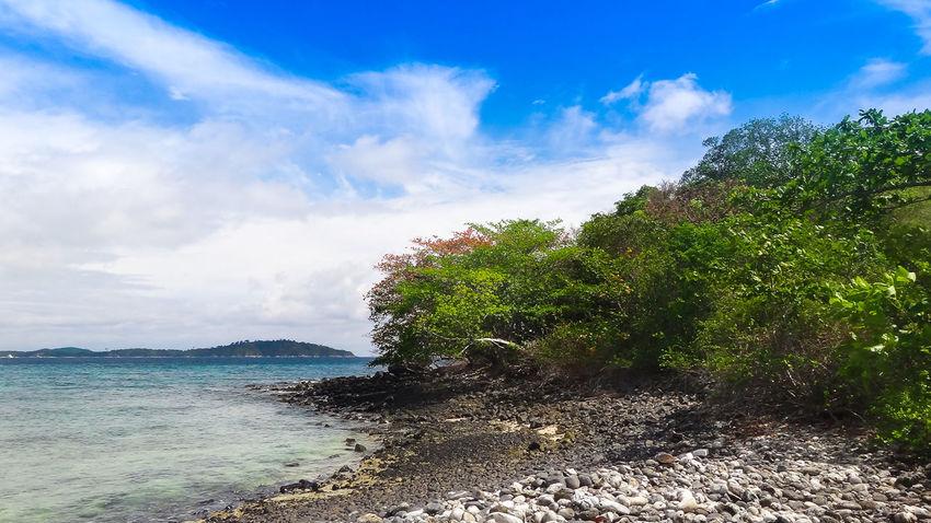 Amazing Andaman Sea Beach EyeEM Beach Photography EyeEm Best Shots EyeEm Nature Lover Lipe Island Sea Sea And Sky Thailand Thailand Beach