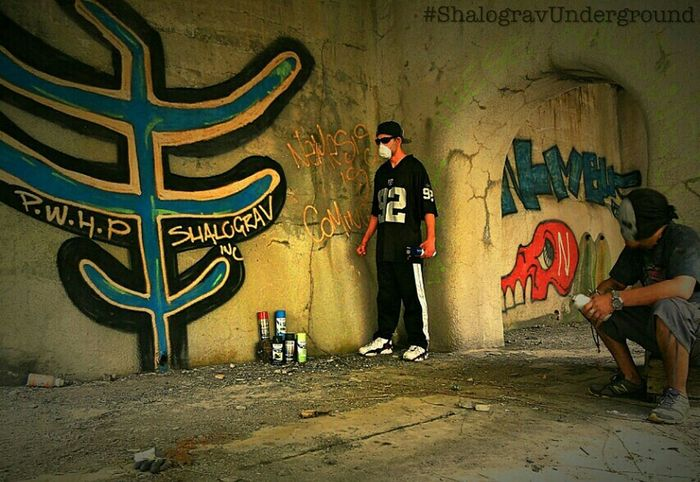 welcome to the shalograv underground.... My Hobby Notes From The Underground Anarchy Graffiti Art Secret Places Architecture Urban Decay Rebellion Friends