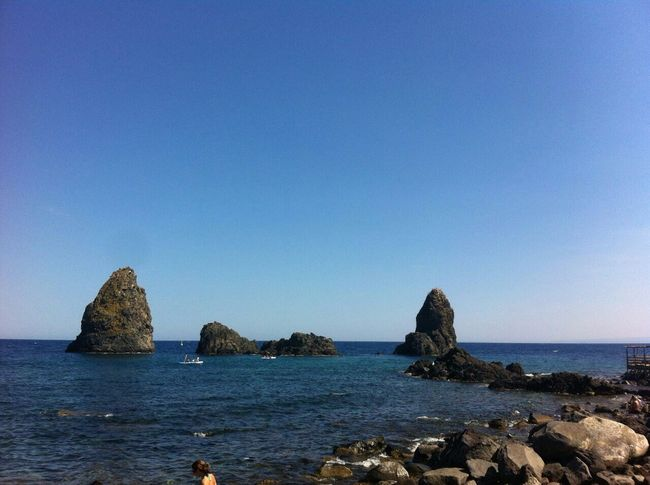 Sea Summer2015 Sicily Acitrezza