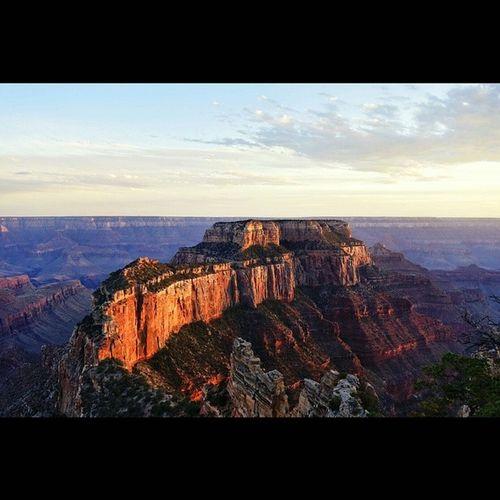 Cape Royal Grandcanyon Arizona Sunset Northrim