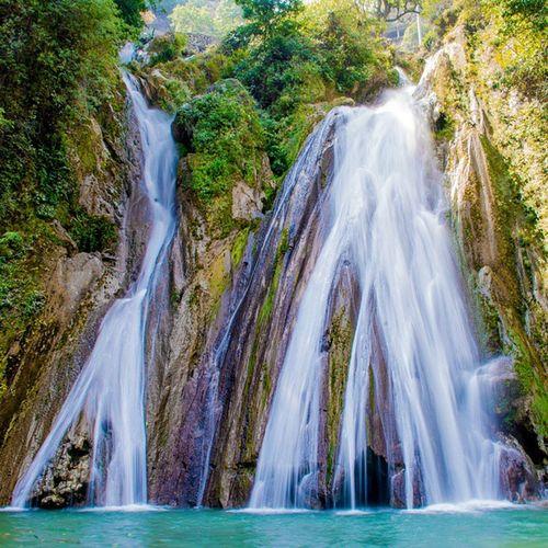 Kempty_falls Mussoorie Longexposure Nikon_photography_ Waterfall Blur Nikontop NikonD7100 Fun