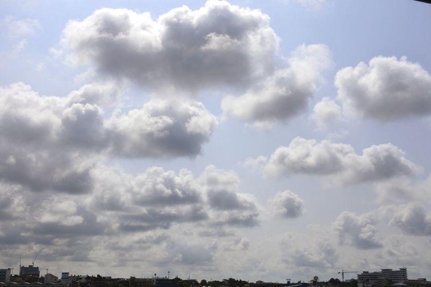 Blue Backgrounds Cloudscape Dramatic Sky Sky Cloud - Sky Sky Only