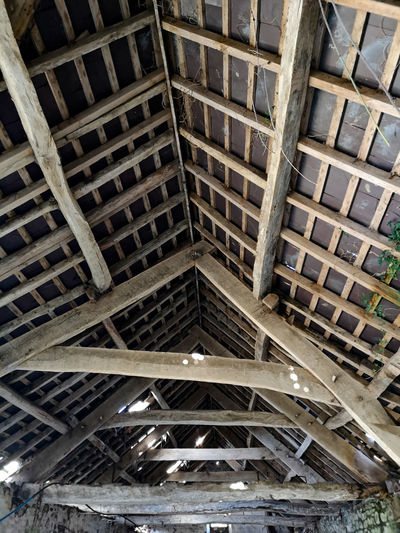 Old Building  Roof A Frame Rooftop Architectural Design LINE Architectural Feature Roof Beam Historic Architectural Detail Building