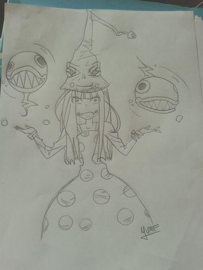 Eruka || Soul Eater Draw Yume Manga Souleater My draw. Hello