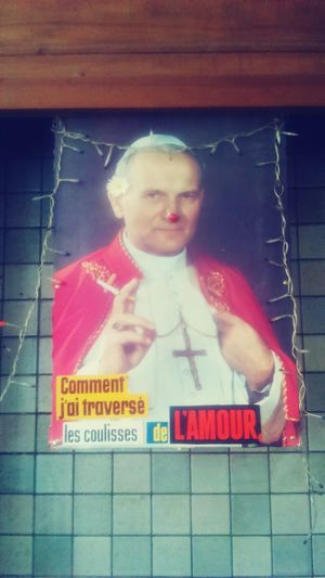 Notes From The Underground French Humour Religion