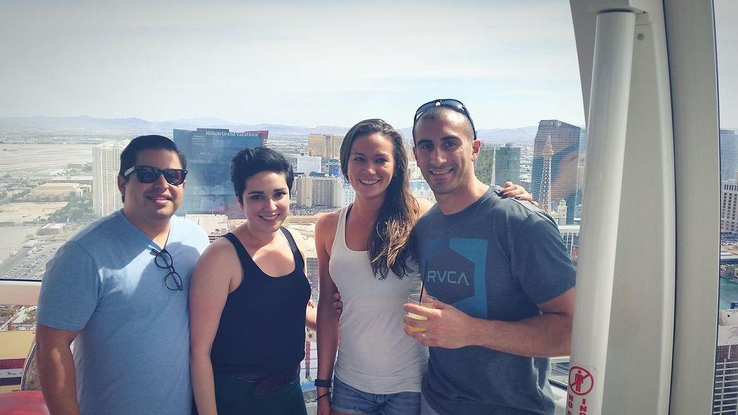 Enjoying Life Vegas  Lasvegas Privatebar Enjoying The View