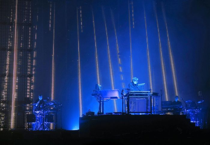 Jean-Michel Jarre @ The Hydro - Glasgow 14/10/2016 Ambient Composer Concert Concert Photography Electronic Electronic Music Shots Electronica French Gig Gigphotography Glasgow  Jeanmicheljarre LiveMusic Musicphotography Oxygène Synthesizer Thehydro