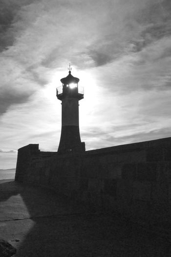 Gorgous light in Sassnitz on the Insel Rügen Snapssed Blackandwhite Lighthouse Black And White Black And White Friday