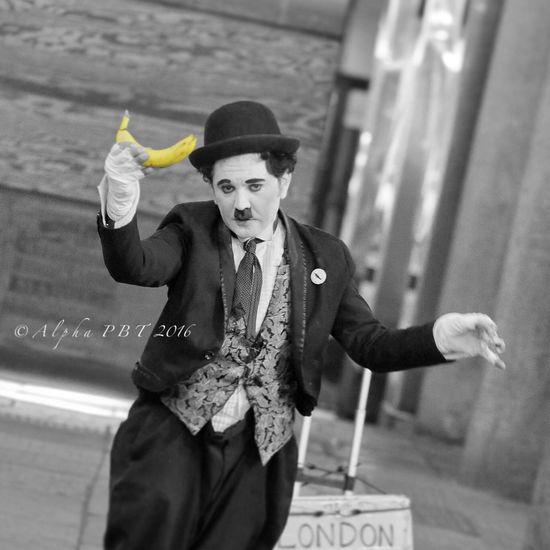 Up Close Street Photography Charlie Chaplin Charliechaplin Lookalike Street Artist Actor