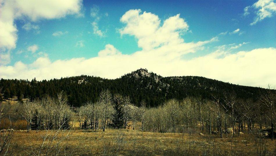 beautiful shot at golden gate canyon park, Colorado Taking Photos Photography Scenery Mountains