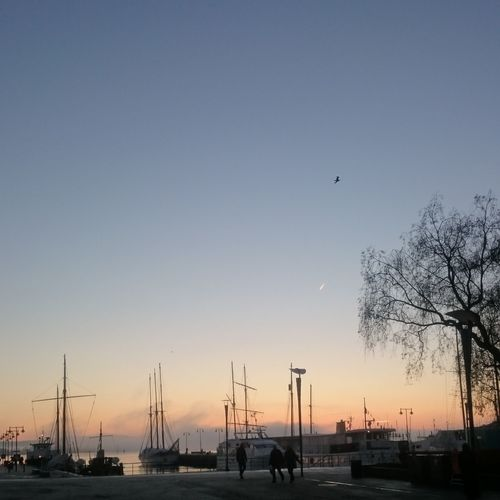 Norway Nature_collection Skumring Sky And Sea #oslo