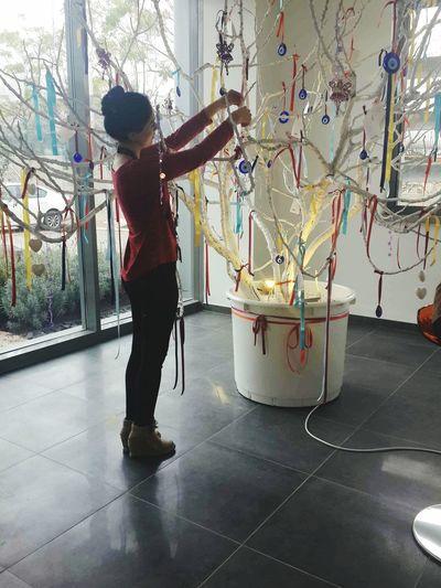 Wish Tree Happynewyear