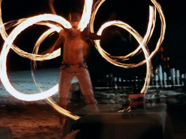Fire Dance in Boracay Entertaining Nightphotography Exhibition Exhibition Exhibit Art Photographic Photograph Photographer Gallery Visitor Watchers Watch See Look Looking Private Public Blurred Blur Out Of Focus Photography Documentary Reportage Street Fire Art Event Fire Dance Fire Dancer In Boracay Fire Dancing Night Nite Photography Performance Performance Artists Performance Group Performing Arts Performing Arts Event
