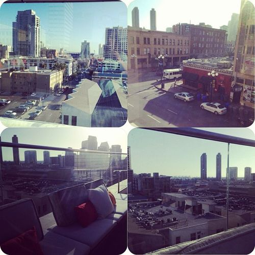 Amazing Views ? Sandiego Andaz Rooftop Downtownview