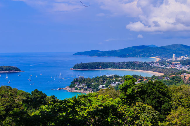 Beautiful landscape of turquoise ocean waves with boats, coastline and blue sky background from high aerial view point of Kata and Karon beaches in Phuket Thailand. Aerial View Of Beach Coastline Coastline Landscape Coastline Nature Water Karon Beach, Phuket Kata Beach Kata Beach,Phuket Thailand Kata Beach Phuket, Thai Seashore Aerial View Architecture Beauty In Nature Blue Coastline Beauty Coastline Sky Day Horizon Over Water Karon Karon Beach Karon View Point Kata Landscape Mountain Nature No People Ocean Wave. Ocean Waves Ocean Waves Hits The Rock Outdoors Scenics Sea Seascape Seaside Sky Tranquil Scene Tranquility Tree Turquoise Turquoise Sea Water