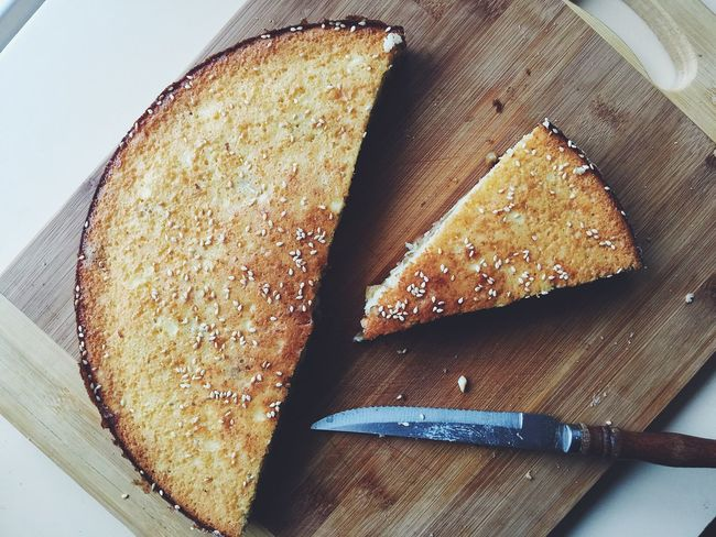 Crispy cheese cake cooked with sesame seeds is on the plate ready to eat Cheese Cheese Cake Cooking Cottage Cheese Crispy Delicious Dessert Eating Food Food And Drink Food And Drink Freshness Healthy Eating Kiev Pie Ready-to-eat Sesame Seeds Sweet Ukraine