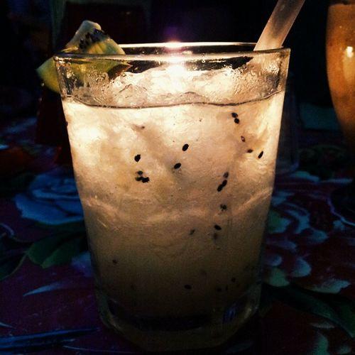 Mojito de kiwi Delicious Light Drink vscocam