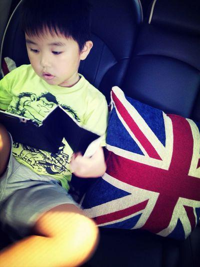 Kiddos caysson My Babyboy Lovelovelove∞