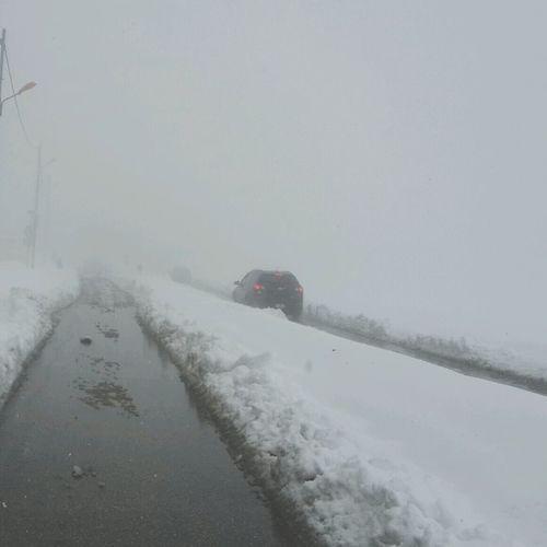 Snow Fog Amman -5