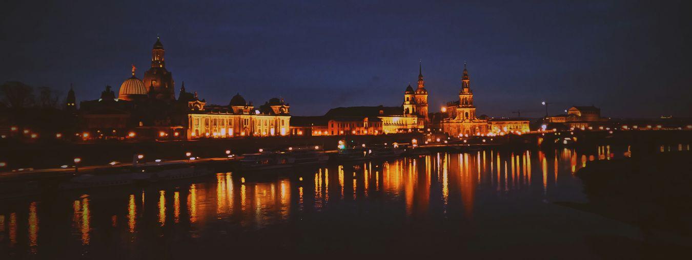 Dresden Dresden - Barock Statt Beton Dresdenbynight Dresden / Germany Dresden Altstadt Dresden Oldtown Dresdenaltstadt Dresden♡