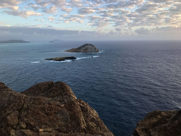 """""""The ocean calms my restless soul"""" Scenics Photography Horizon Over Water Hike Hawaii Life"""