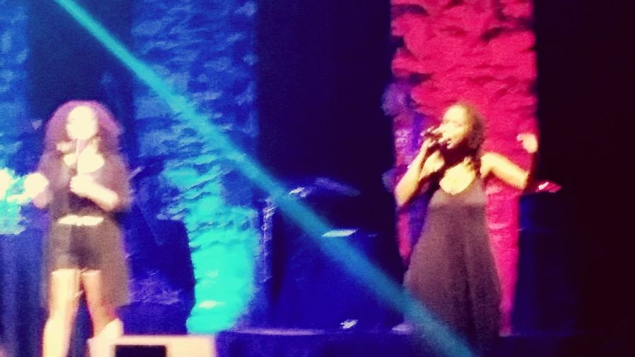 Music Concert Floetry