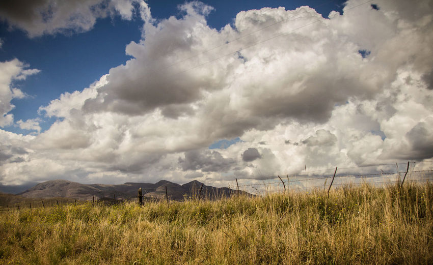 Nubes Sierra De