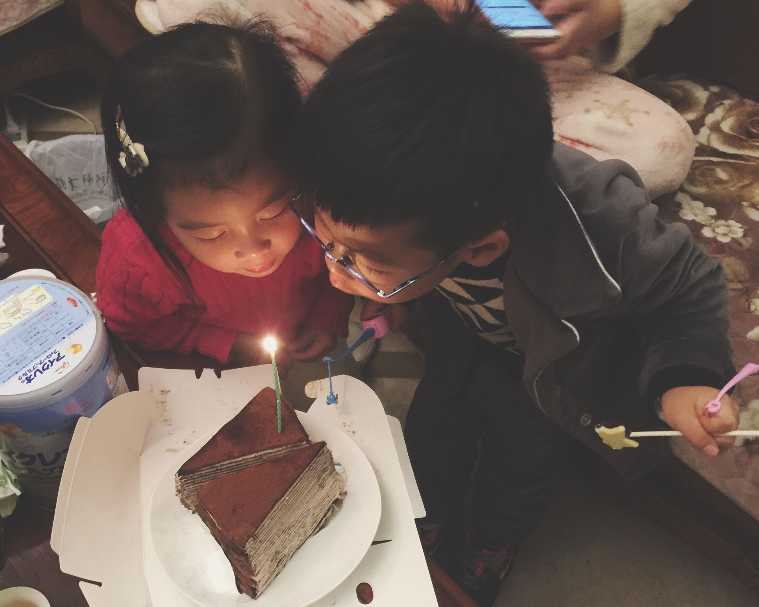 males, two people, real people, togetherness, love, happiness, family, indoors, adult, food, people, life events, birthday cake, young adult, birthday candles, day