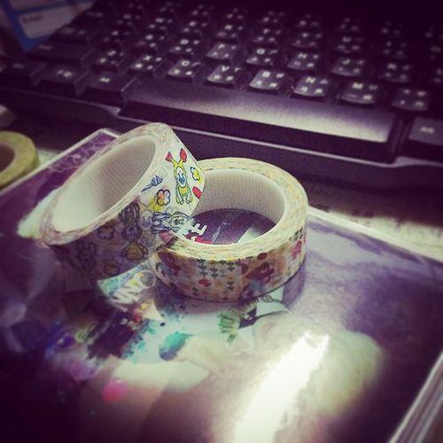 新歡。紙膠帶 Taiwan Taichung Cute