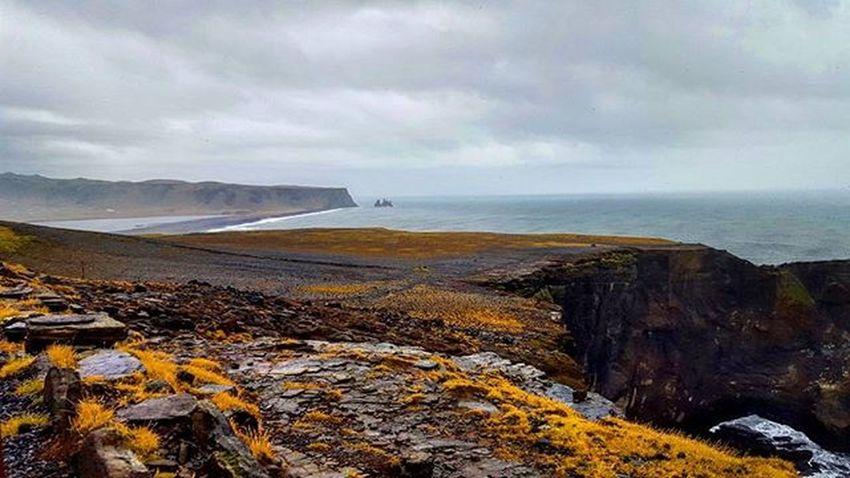 The Magnificent cliffs of Dyrhólaey Iceland. Photooftheday Instagood Thatadventurelife Whyiceland Letsflythere Picoftheday AdventureThatIsLife Wheniniceland Ig_iceland