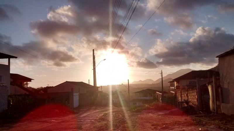 SantaMonicaGuarapa Sunset Best Place On Earth Reflection