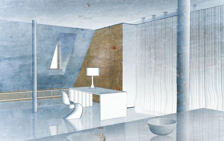 Mywork Visualization 3d Sketchup Interior Design Design by Gus Wüstemann