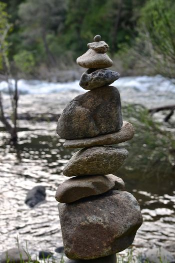 Balance Focus On Foreground Stack Day No People Outdoors Water Nature Close-up Beauty In Nature River Rocks Zen-like Tranquility The Great Outdoors - 2018 EyeEm Awards