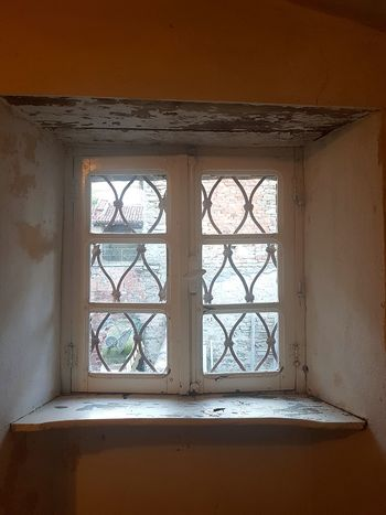 Window Indoors  Frame Architecture Day No People Close-up Vintage Style Old House