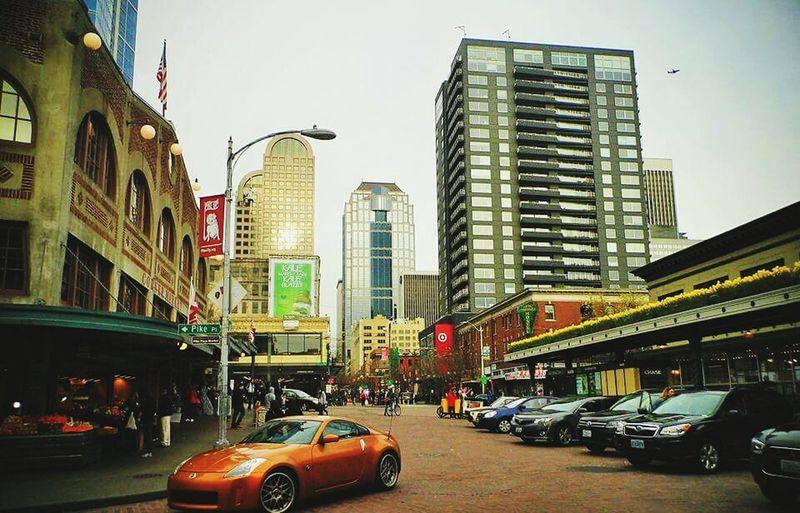 Pike Place Market Seattle, Washington Adventure Club Adventure Workaway