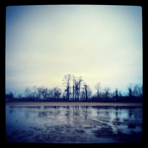 Hatchetridge River