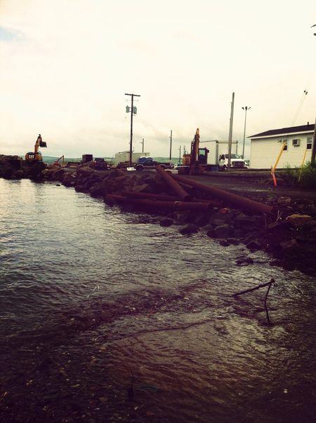 Build Docks Bayoffundy