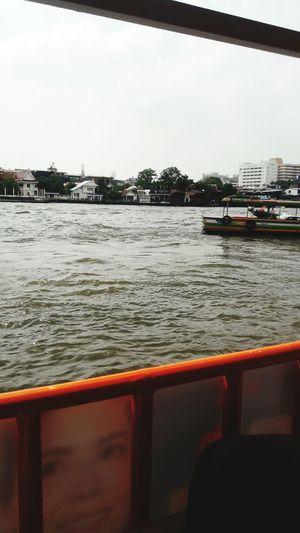 Chao Phraya River !