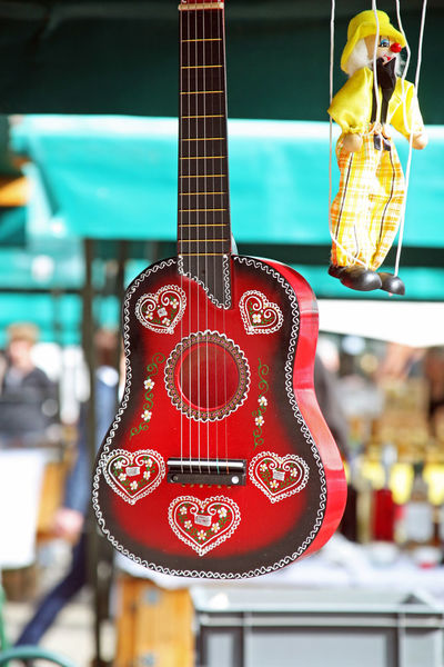 'Home-made is home-made',fair,7,colourful guitar,Zagreb,Croatia,EU, 2016 2016. Craftmanship Croatia Eu Fair Guitar Hand-made Home-made Is Home-made Musical Instrument Tamburitsa Zagreb