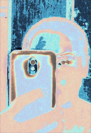 Hi! That's Me Moses Lake Selfie Artistic Selfie