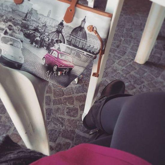 Sunday aperitiv.. perfect weather! ☺ Aperitovotime Aperitiv Birraperoni Peroni Peronibeer Peronismo Peronistyle Pugliastyle Pugliagram Puglia_city Volgopuglia Volgofoggia_ Thisispuglia Love_puglia Loves_puglia Bestpugliapics Verso_sud Weareinpuglia Loves_united_puglia Autumndays Sundaymorning Ynot Ynotbag Borsaynotroma Borsaynot y_not ynotaddiction
