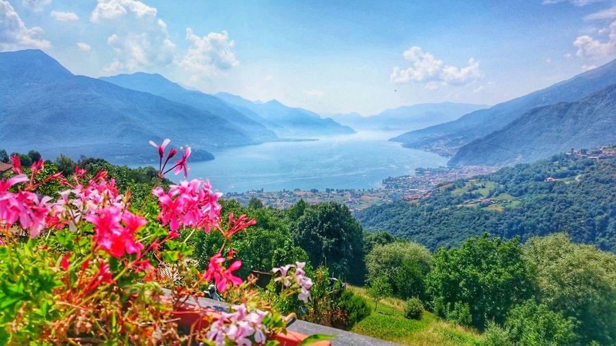 Como Lakecomo Lake Dongo Gravedona Dervio Landscapes Mobilephotography