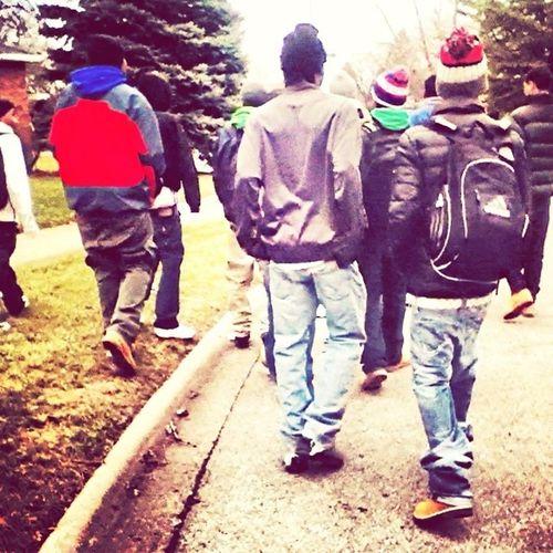 My Mf'n Squad.!!