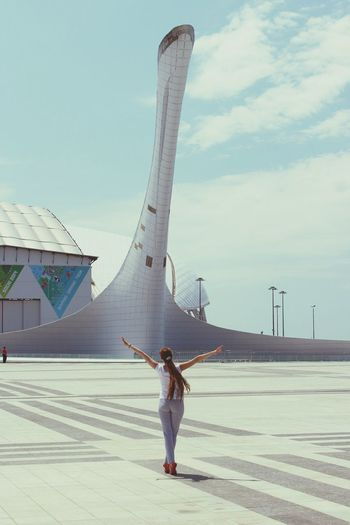 Sochi 2014 Olympic Park  Summer ☀ What Does Freedom Mean To You?