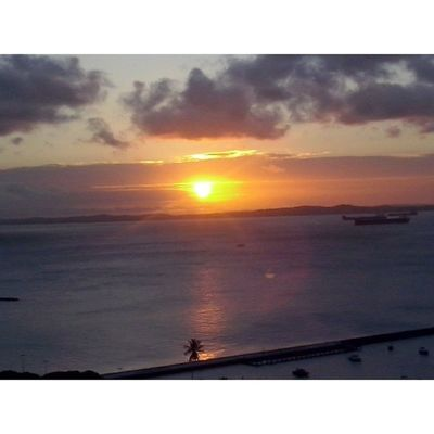 Pordosol Bahia Salvador