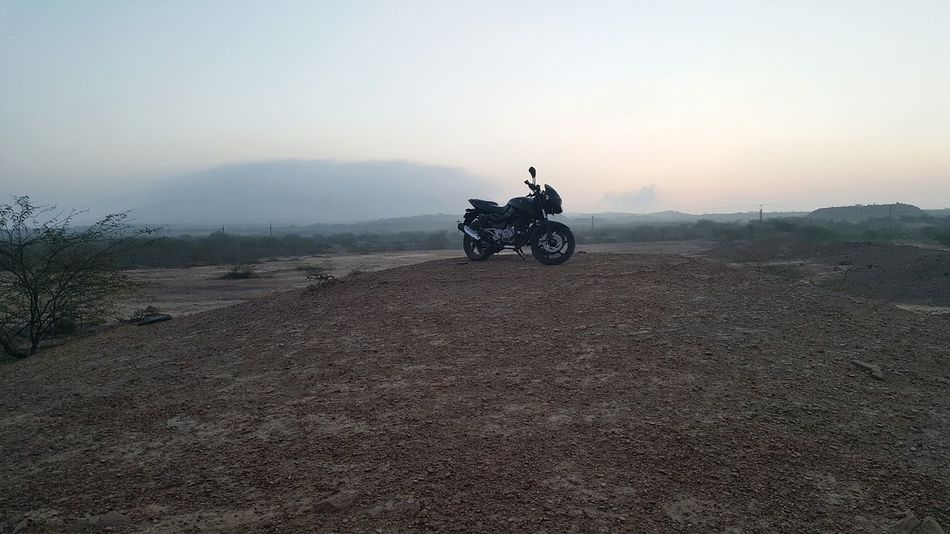 Motorcycle Travel Riding Parking Off-road Vehicle Non-urban Scene On The Move Road Biker Life Bikebikebik Going Remote